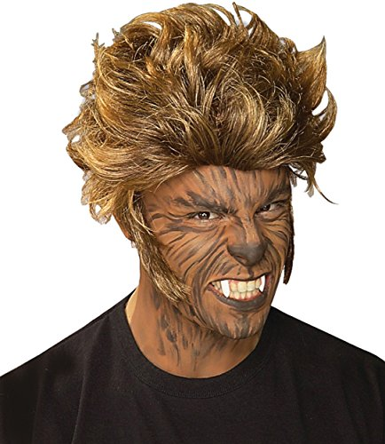 Werewolf Wig (Werewolf Makeup For Kids)