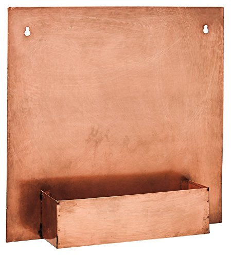 large outdoor copper planters - 3