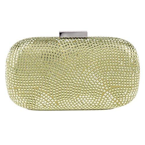 Bolsa de embrague, Sala Verde, tela