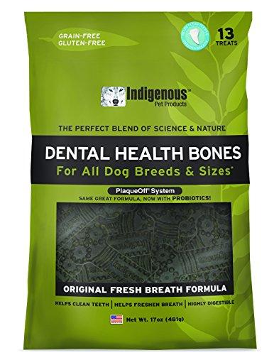 Indigenous Dental Health Bones Original Fresh Breath (Fresh Breath Dental Bone)
