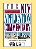 Hosea, Amos, Micah (NIV Application Commentary S.) (The NIV Application Commentary)