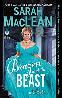 Book Cover: Brazen and the Beast: The Bareknuckle Bastards Book II