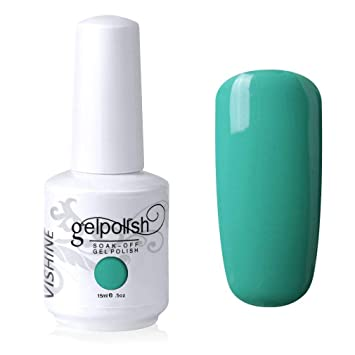 What colors make mint green nail polish