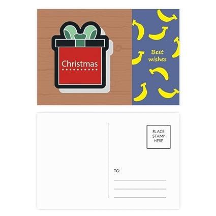 Juego de 20 tarjetas de felicitación navideñas, diseño de ...