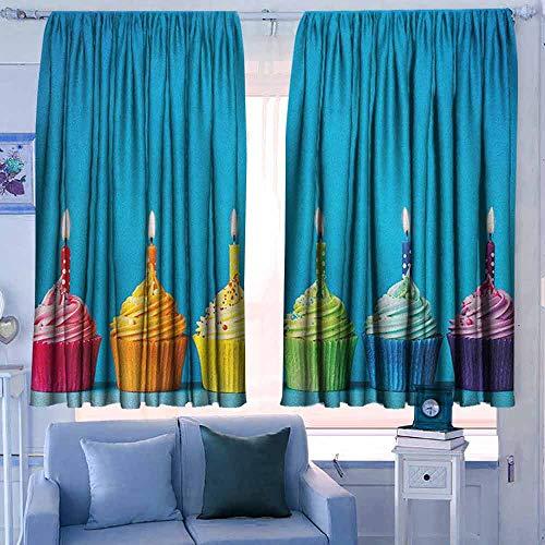 Lovii Insulated Sunshade Curtain 42