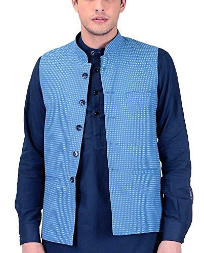 Royal Tag 7 Men's Cotton Jacket 40 Blue