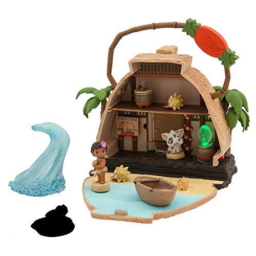 - Disney Animators' Collection Motunui Island Surprise Feature Playset - Moana