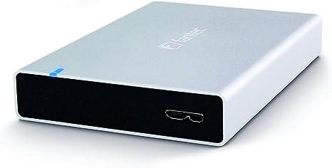 Fantec ALU-15MMU3 Carcasa externa para discos duros HDD de 2,5 y SSD, SATA I/II/III, para discos de hasta 15mm, USB 3.0 supervelocidad, de aluminio color plata: Amazon.es: Informática