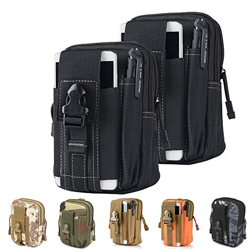 Tactical Waist Belt Bag   Universal Outdoor EDC Military Hol