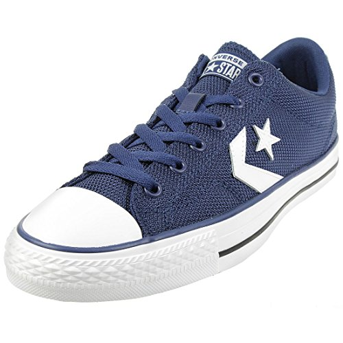 Converse Men's Star Player OX Trainers, Blue, 7 US