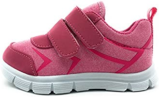 SOLE COLLECTION Baby Boy Girl Casual Lightweight Breathable Sneakers Strap Athletic Running Shoes