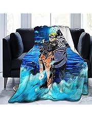 Custommixall Anime Deken Gooi Dekens Ultra-Zachte Micro Fleece Deken voor Bed Bank Sofa Stoel Dorm Cartoon Animatie Deken Warm Houd Gedurende De Seizoenen 50x40 inch