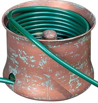 CobraCo Copper Finish Cylinder Hose Holder HHCIRN S