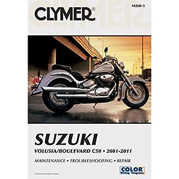 amazon com haynes motorcycle repair manual 2618 automotive rh amazon com 2006 Suzuki M90 2006 suzuki boulevard m50 repair manual