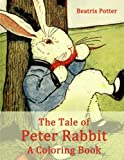 Image of The Tale of Peter Rabbit: A Coloring Book