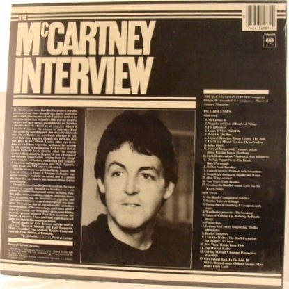 The McCartney Interview