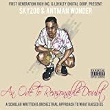 An Ode to Reasonable Doubt by SKYZOO X ANTMAN WONDER (2014-05-04)