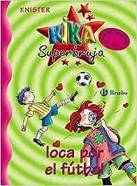 Kika Superbruja, loca por el fútbol Castellano - A Partir
