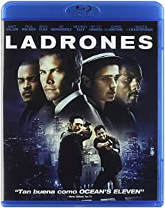 Ladrones [Blu-ray]