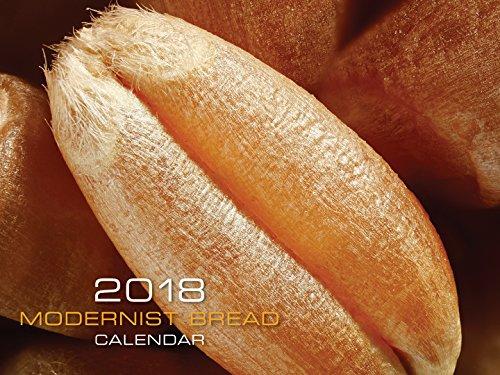 Modernist Bread 2018 Wall Calendar