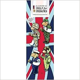 Help for Heroes S 2019 (Slim Standard): Amazon co uk