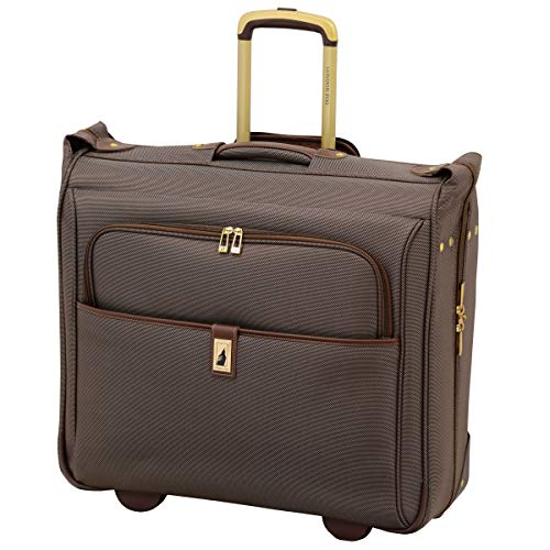 London Fog Kensington II 44' Wheeled Garment Bag, Bronze