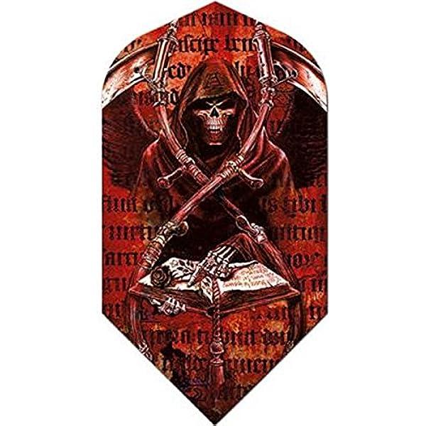 Alchemy reapers reckoning standard shape dart flights 5 sets