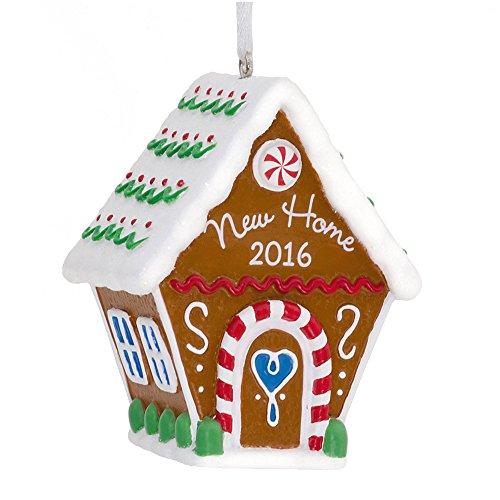 Hallmark New Home 2016 Gingerbread House Holiday - New Ornament Hallmark