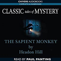 Classic Tales of Mystery: The Sapient Monkey