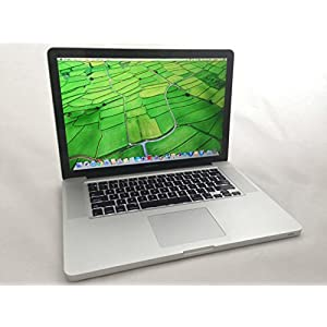Apple MacBook Pro 15.4-Inch Laptop 2.4GHz, 8GB DDR3 Memory, 500GB SSHD (Solid State Hybrid) Hard Drive, OS X 10.9 Mavericks, DVD Burner