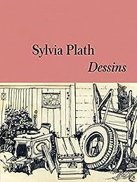 Dessins par Sylvia Plath
