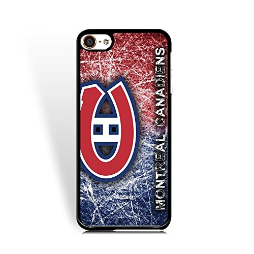 Ipod Touch 6th Case Montreal Canadiens NHL Logo DesignProtective Phone Case , Ipod Touch 6th Case for Man - Shock Proof NDMJIE