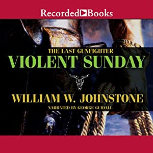 Violent Sunday Audiobook