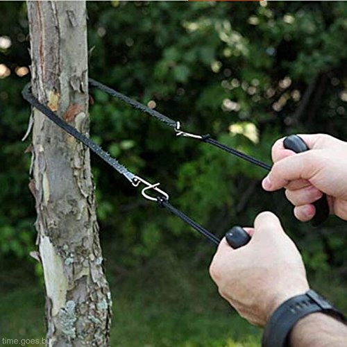 FidgetGear Outdoor Portable Pocket Saw Chain Camping Hiking Survival Emergency Tool Gear by FidgetGear