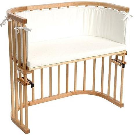 Babybay 105101 - Cuna de colecho (colchón y protector ...
