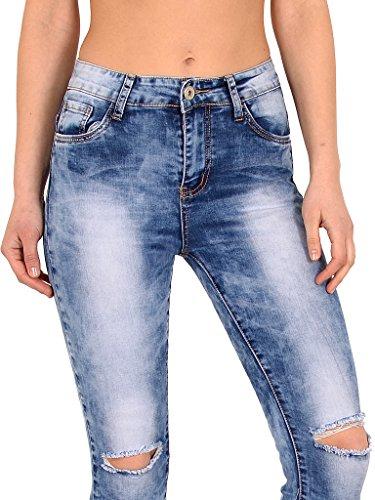 surdimensionner J311 Haute Genoux en Jeans Basse Jeans Jean by Jean Taille dchirs Z72 ou Femme Taille tex Skinny Femme Pantalon 4TwBFH