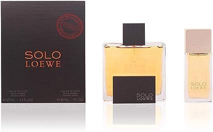 Loewe - Estuche de regalo eau de toilette solo: Amazon.es: Belleza