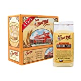 Bob's Red Mill Semolina Pasta Flour, 24 Ounce (Pack of 4)