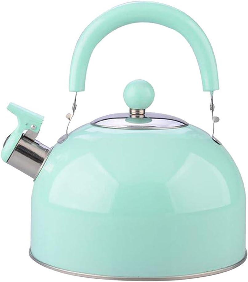 FYJK 2.5L Whistling Tea calderas de Estufa con forúnculos más ...