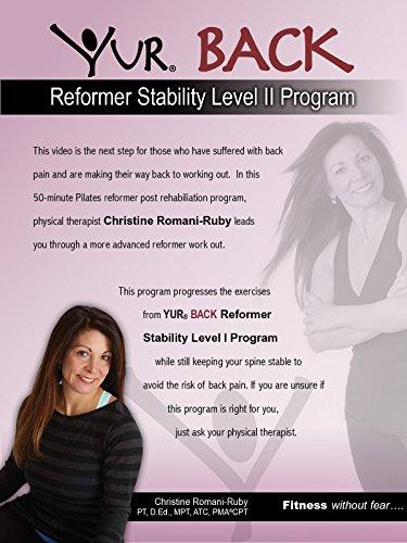 YUR Back Reformer Stability II by