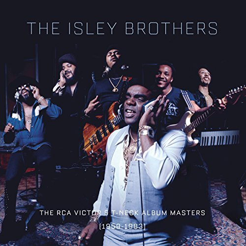 The Complete RCA Victor and T-Neck Album Masters (The Best Of The Isley Brothers)