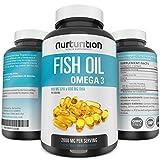NURTURITION Purified Fish Oil 2000mg - with 800mg