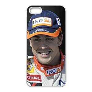 RMGT Fernando Alonso White Phone Case for Iphone 6 plus 5.5