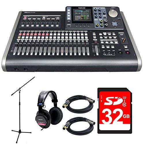 Tascam 24-Track Portable Recording Studio
