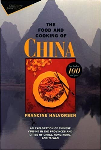 Livres numériques gratuits à télécharger pour kobo The Food and Cooking of China: An Exploration of Chinese Cuisine in the Provinces and Cities of China, Hong Kong, and Taiwan (Wiley Culinary Journeys) by Francine Halvorsen (21-Mar-1996) Paperback