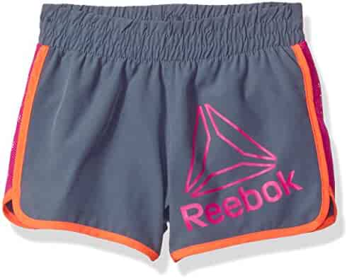 Reebok Girls' Delta Logo Short