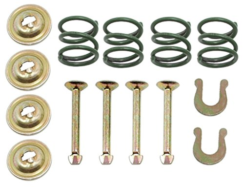 ACDelco 18K794 Professional Rear Drum Brake Shoe Hold Down Kit with Springs, Pins, Retainers, and Washers