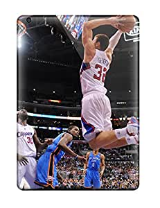 All Green Corp's Shop Best los angeles clippers basketball nba (9) NBA Sports & Colleges colorful iPad Air cases 3172640K351834628