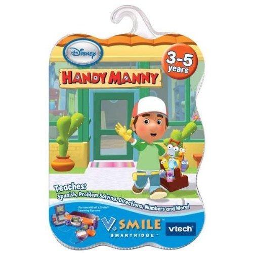 VTech V Smile Smartridge Handy Manny product image