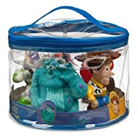 Disney Pixar Toy Story Woody Buzz Sulley Nemo Mr Incredible Squeeze Tub Pool ...